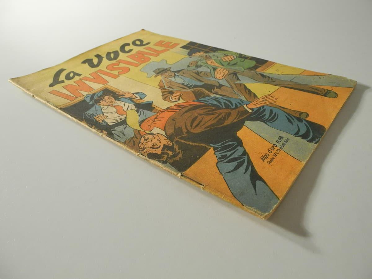 Albo d'Oro prima serie n. 118 originale