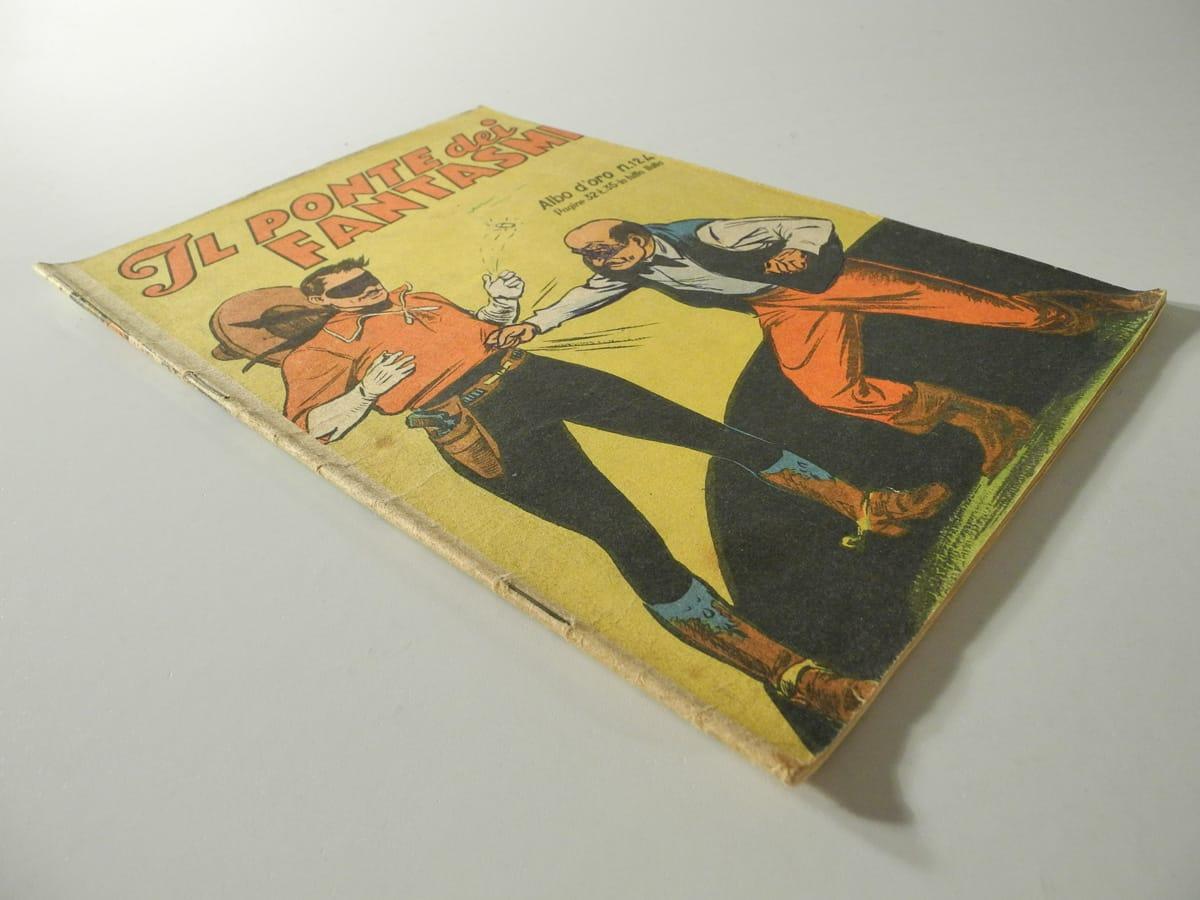 Albo d'Oro prima serie n. 124 originale