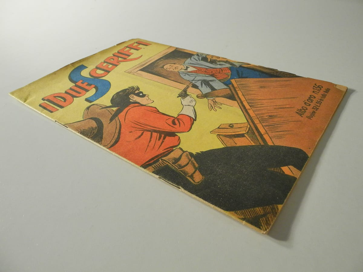 Albo d'Oro prima serie n. 136 originale