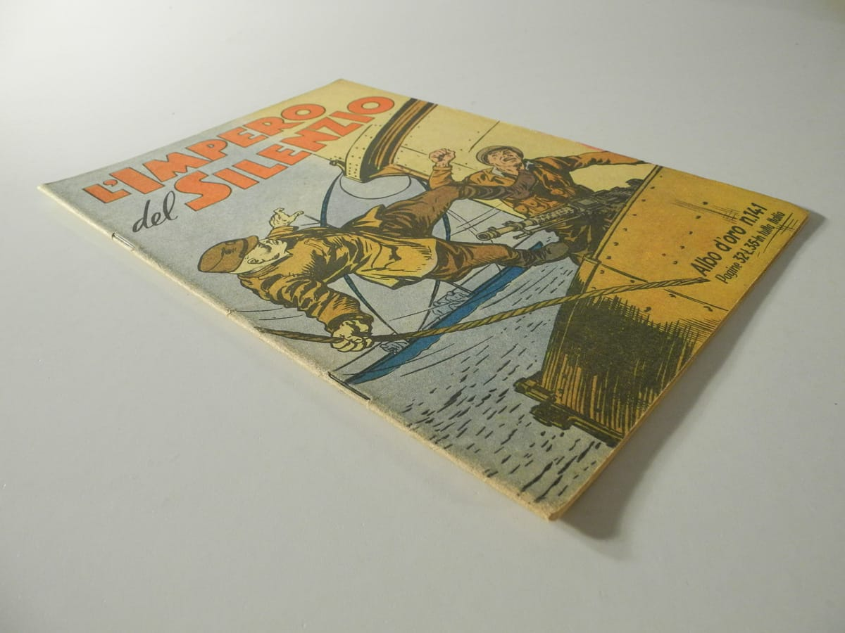 Albo d'Oro prima serie n. 141 originale