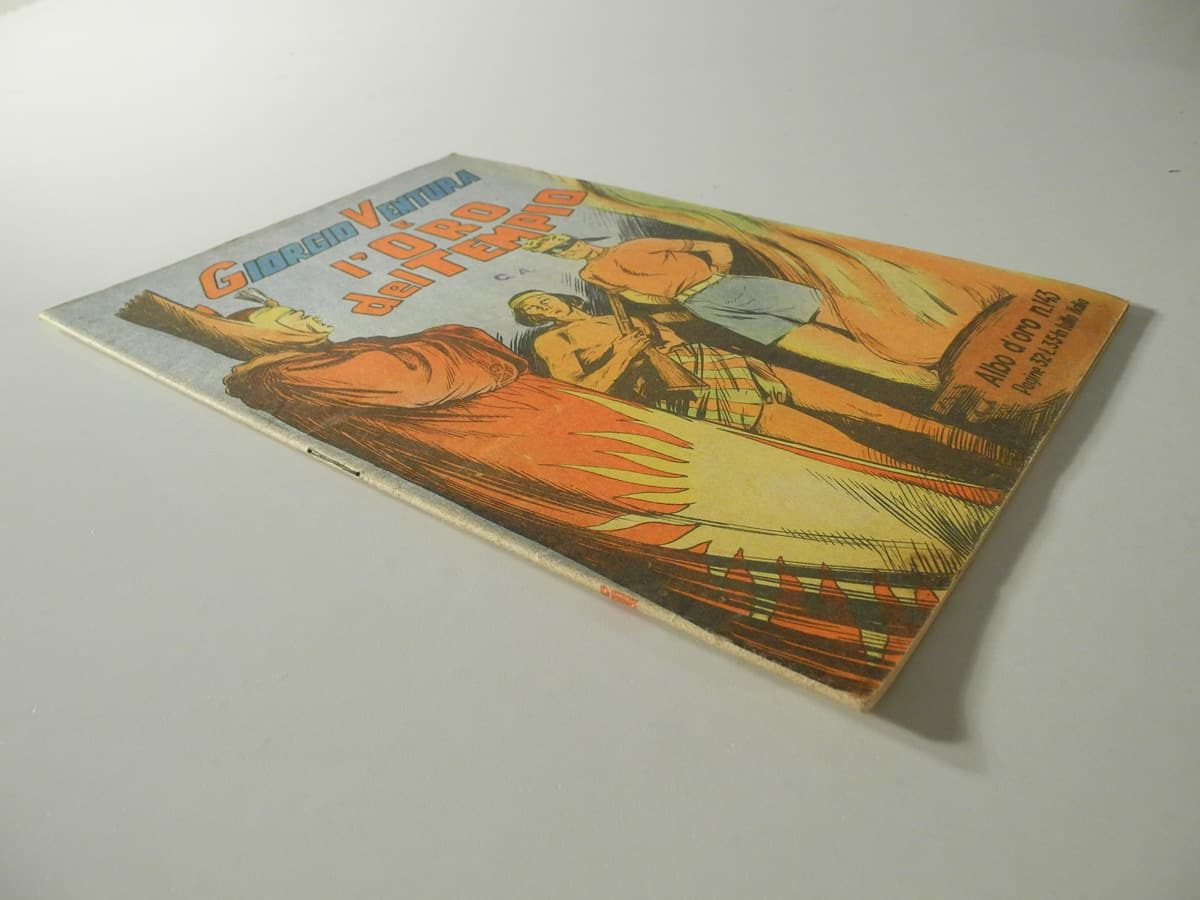 Albo d'Oro prima serie n. 143 originale
