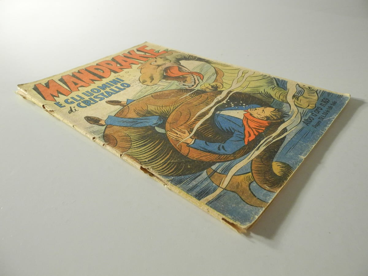Albo d'Oro prima serie n. 169 originale