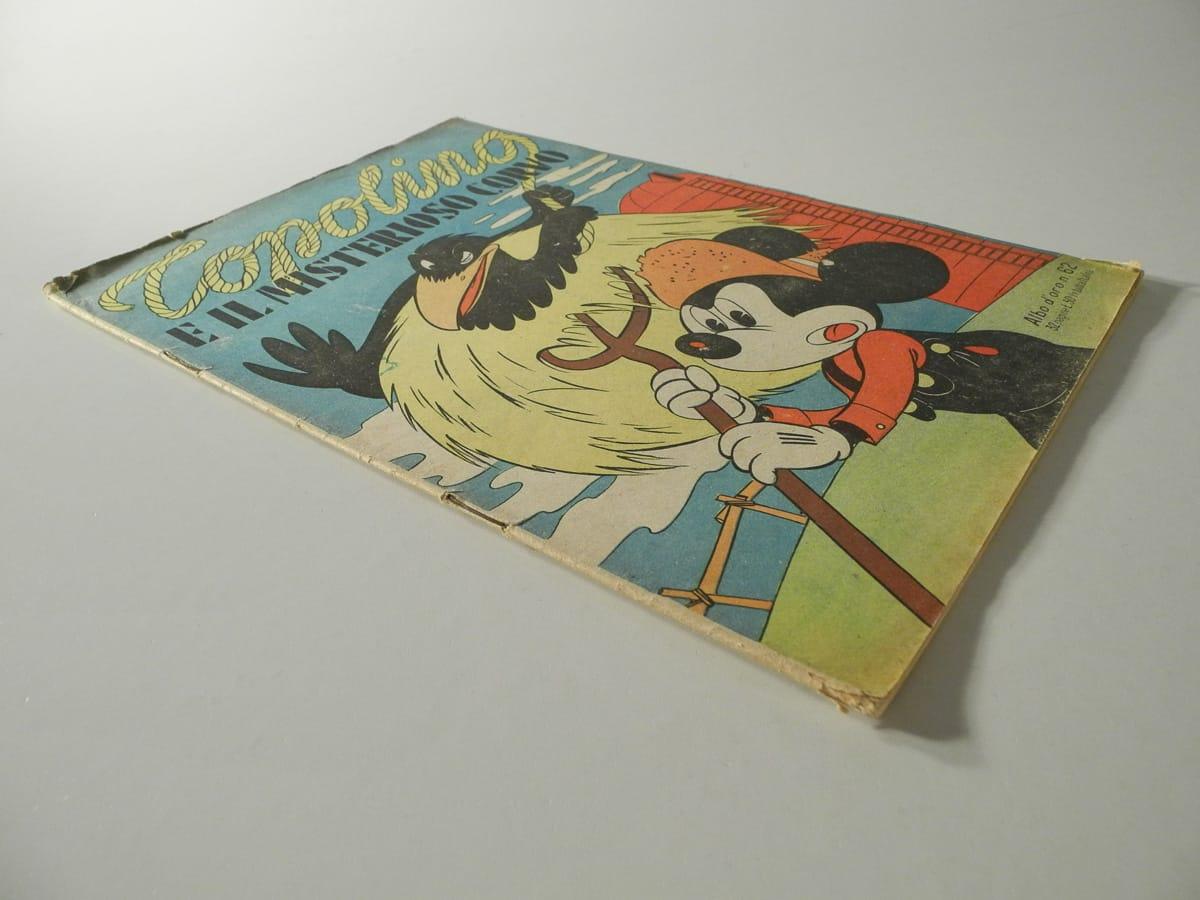 Albo d'Oro prima serie n. 62 originale