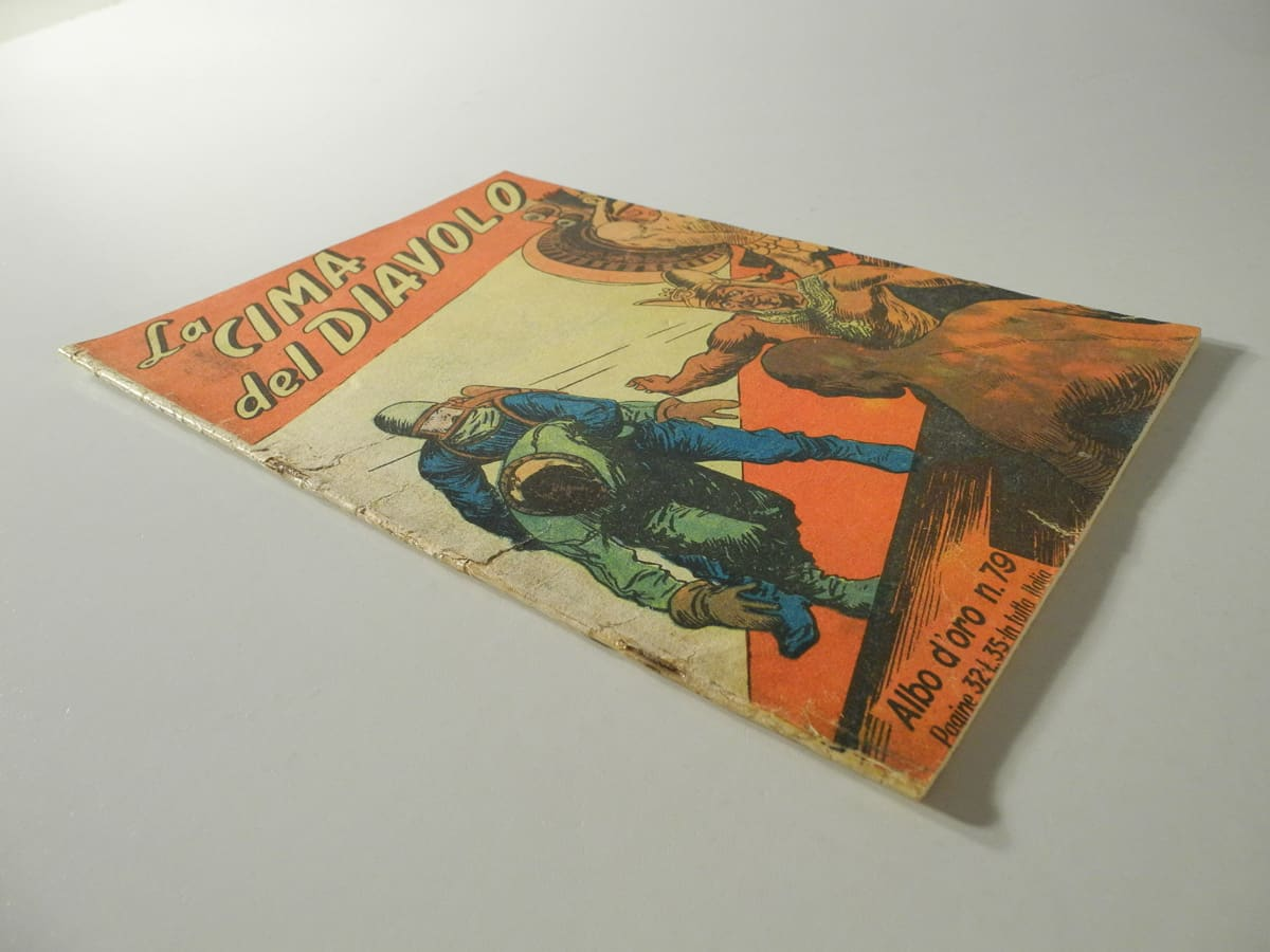 Albo d'Oro prima serie n. 79 originale