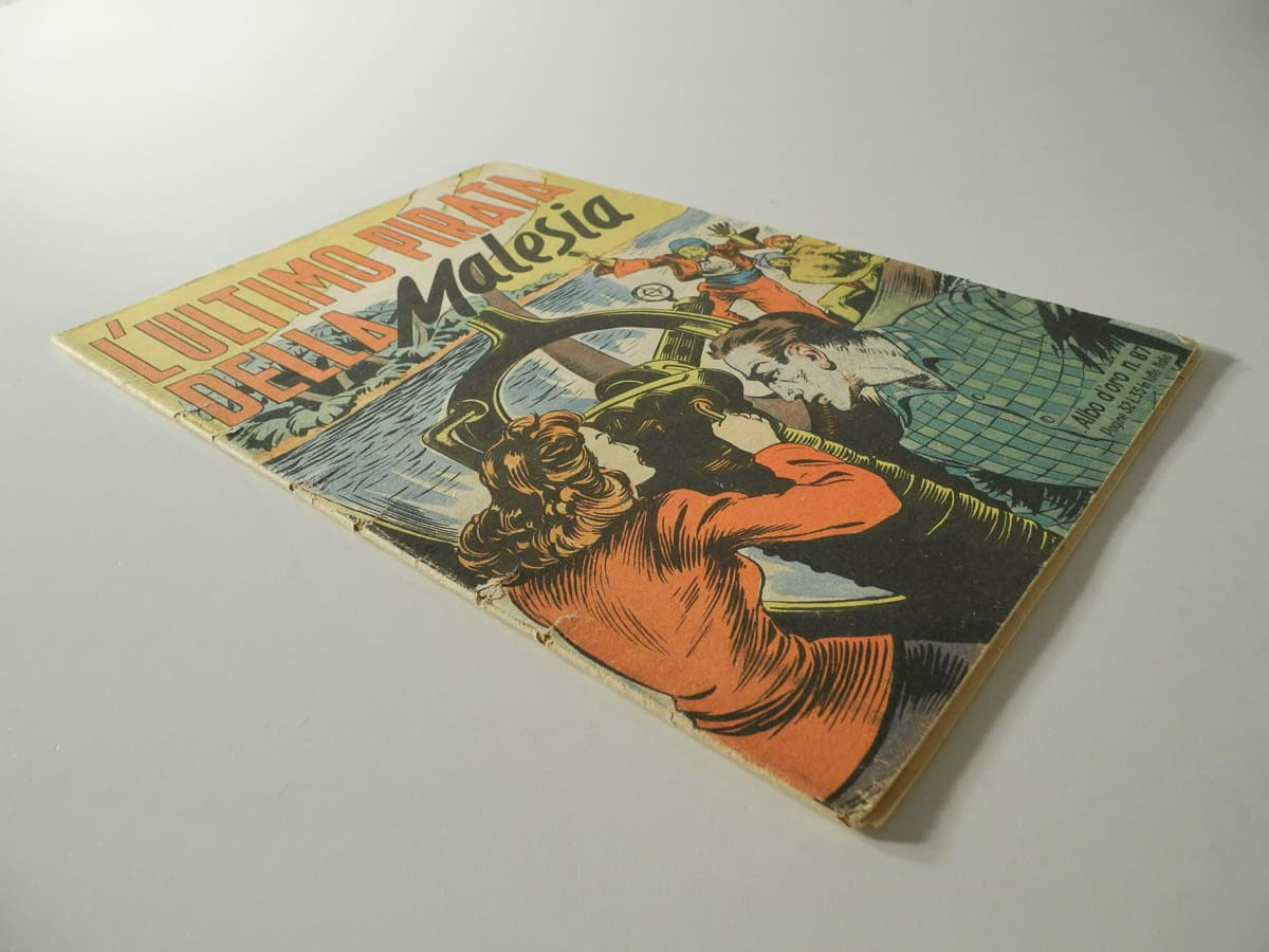 Albo d'Oro prima serie n. 87 originale