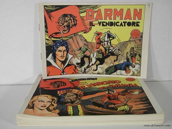 Altri fumetti Darman