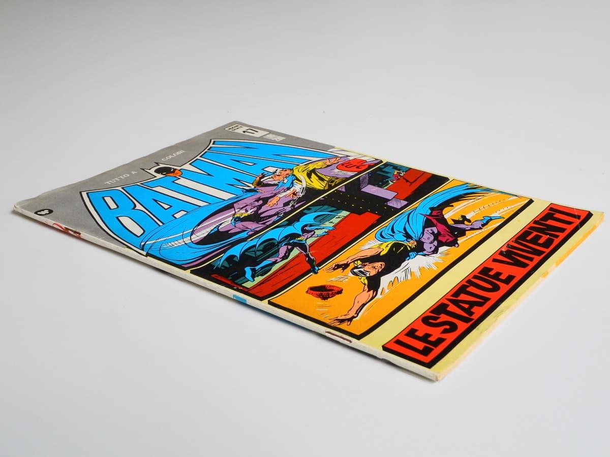 Batman nuova serie numero 17 edizioni Williams 1973