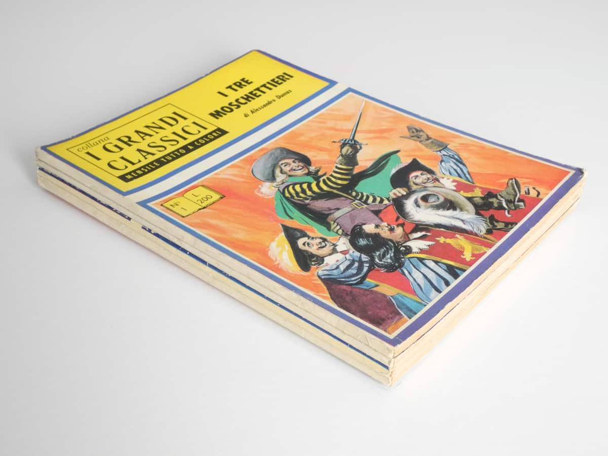 Collana I Grandi Classici n. 1/4 completa Inteuropa