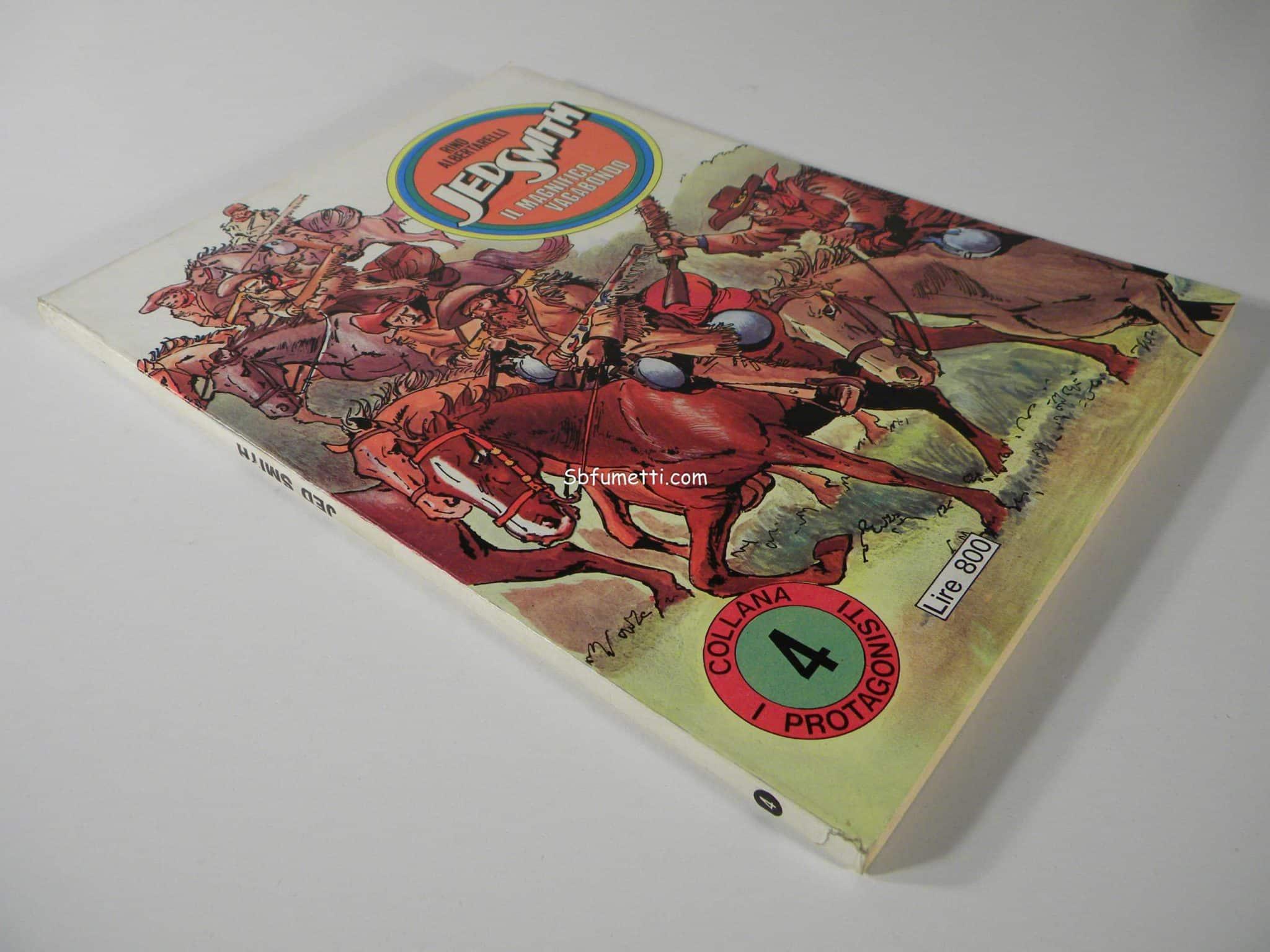 Collana Protagonisti n. 4 Daim Press