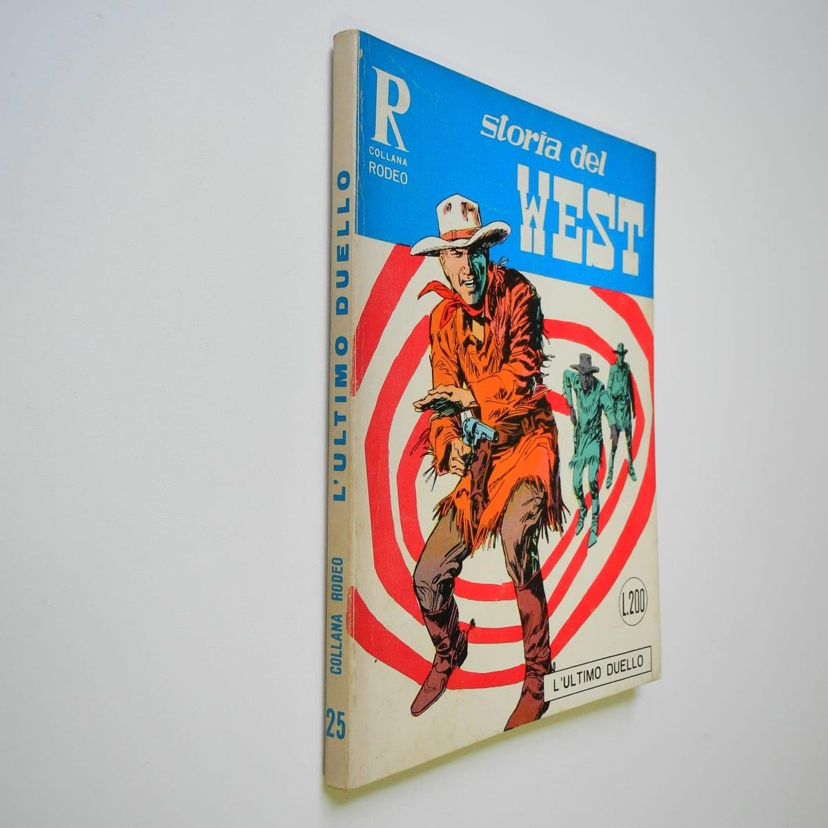 Collana Rodeo n. 25 Storia del West (2) Cepim