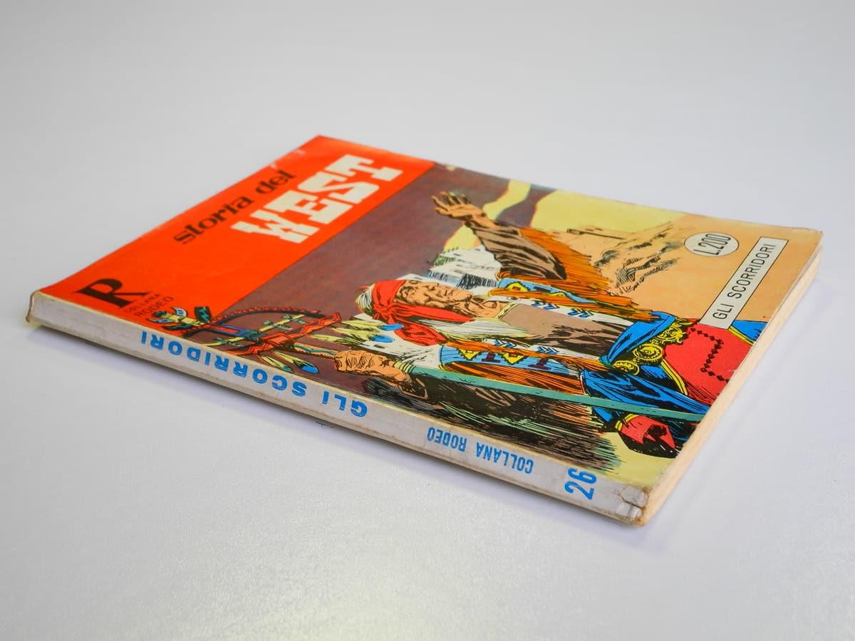 Collana Rodeo n. 26 Storia del West (2) originale