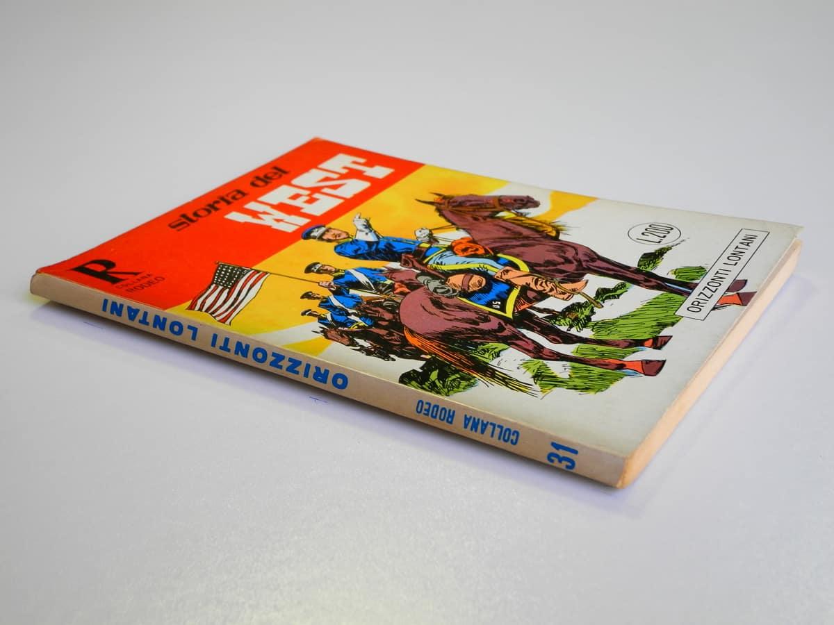 Collana Rodeo n. 31 Storia del West (2) Cepim