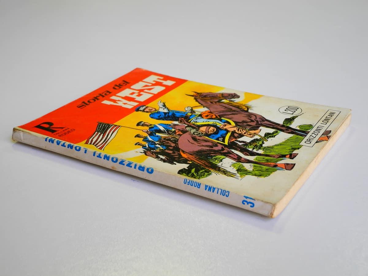 Collana Rodeo n. 31 Storia del West originale