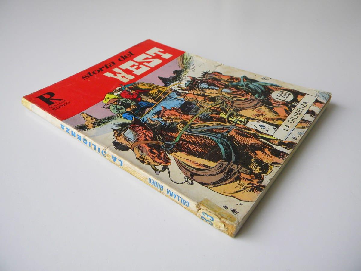 Collana Rodeo n. 33 Storia del West originale