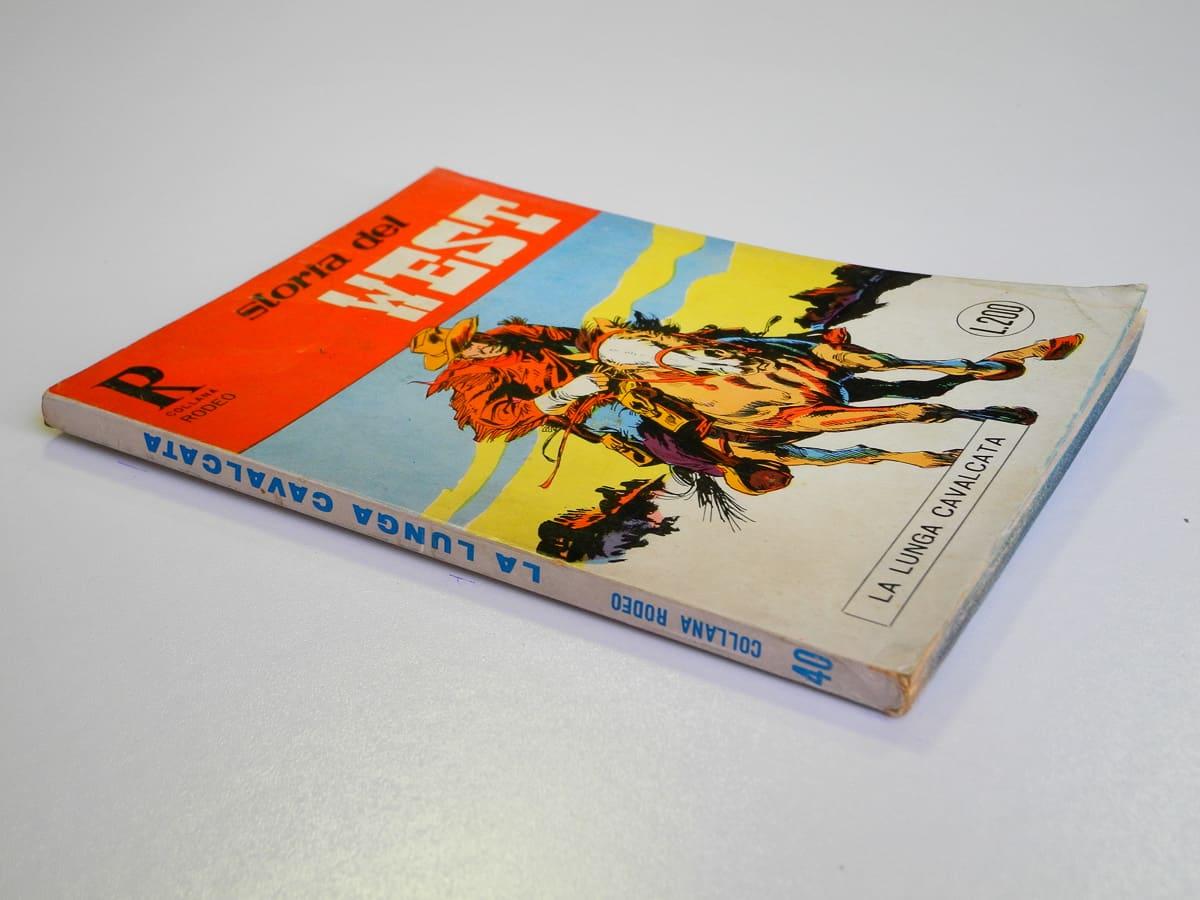 Collana Rodeo n. 40 Storia del West (3) Cepim