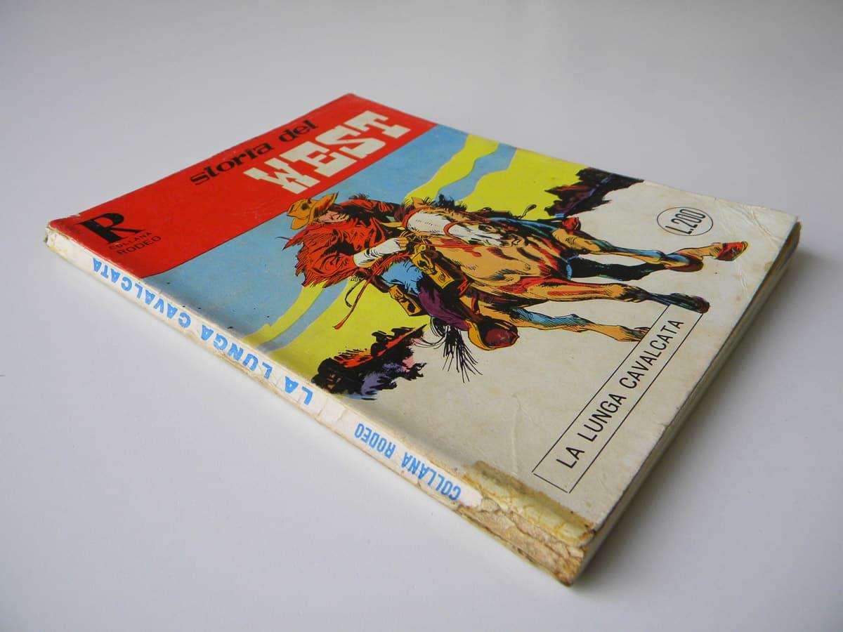 Collana Rodeo n. 40 Storia del West originale