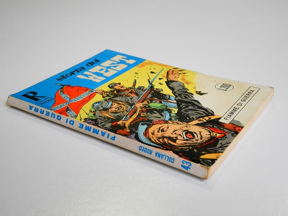 Collana Rodeo n. 43 Storia del West originale