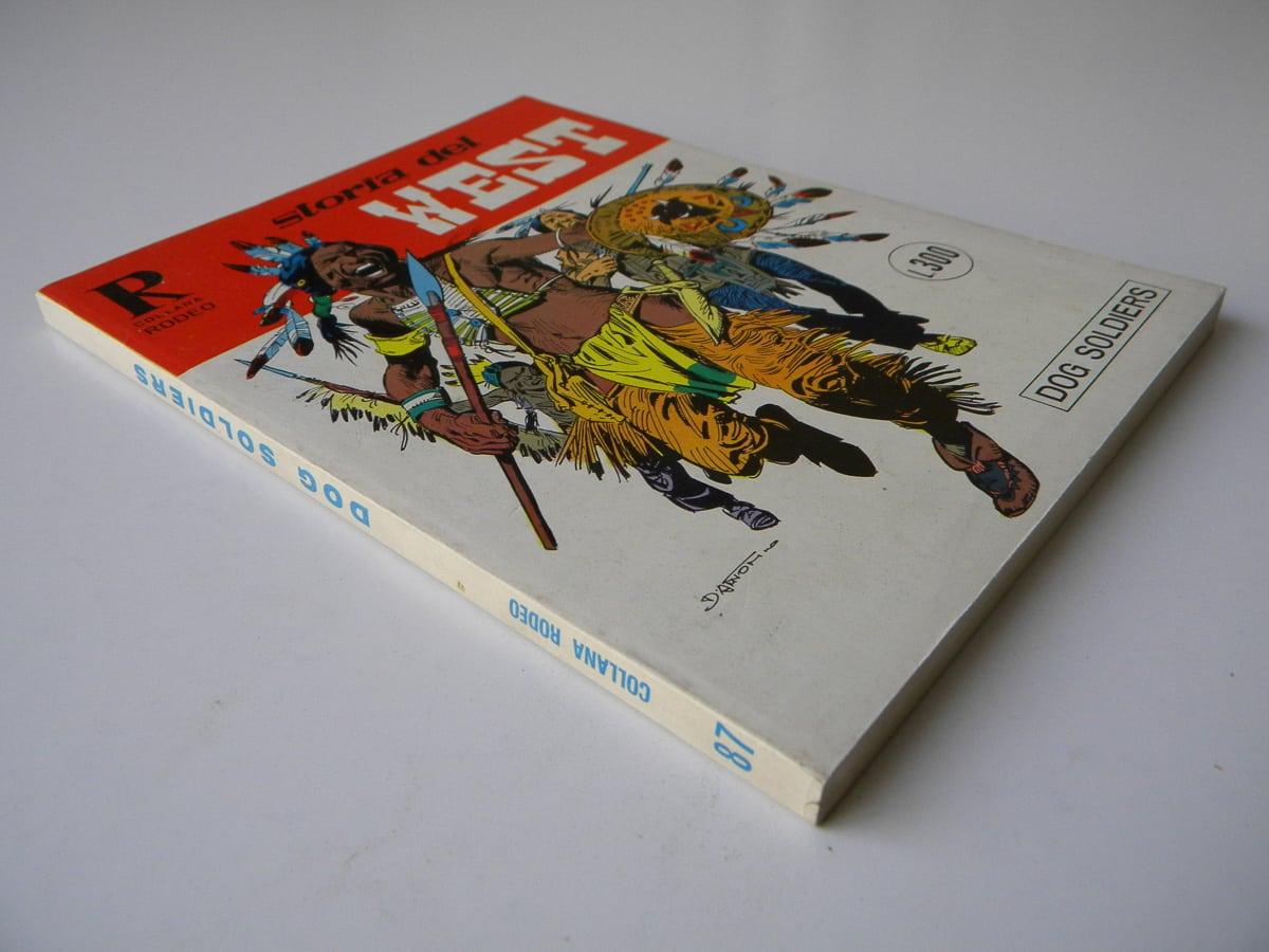 Collana Rodeo n. 87 Storia del West originale