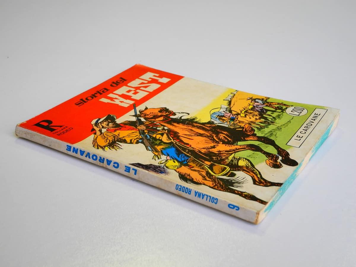 Collana Rodeo n. 9 Storia del West Araldo
