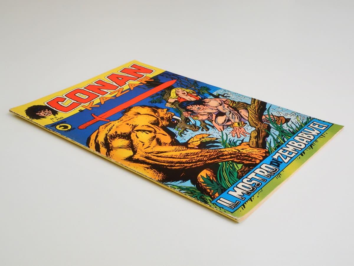 Conan e Kazar n. 2 Corno