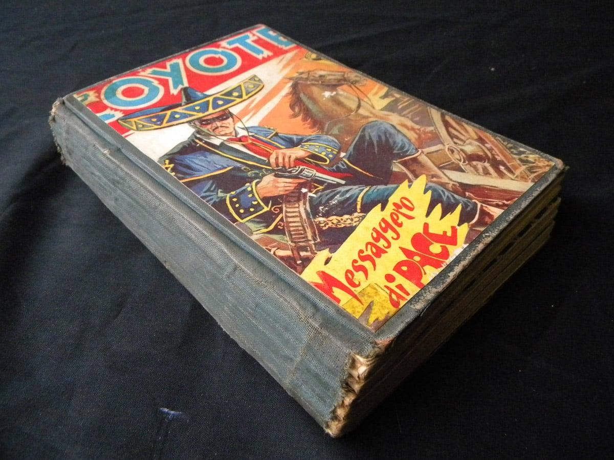 Coyote West Selezione n. 4/9 edizioni Popolari
