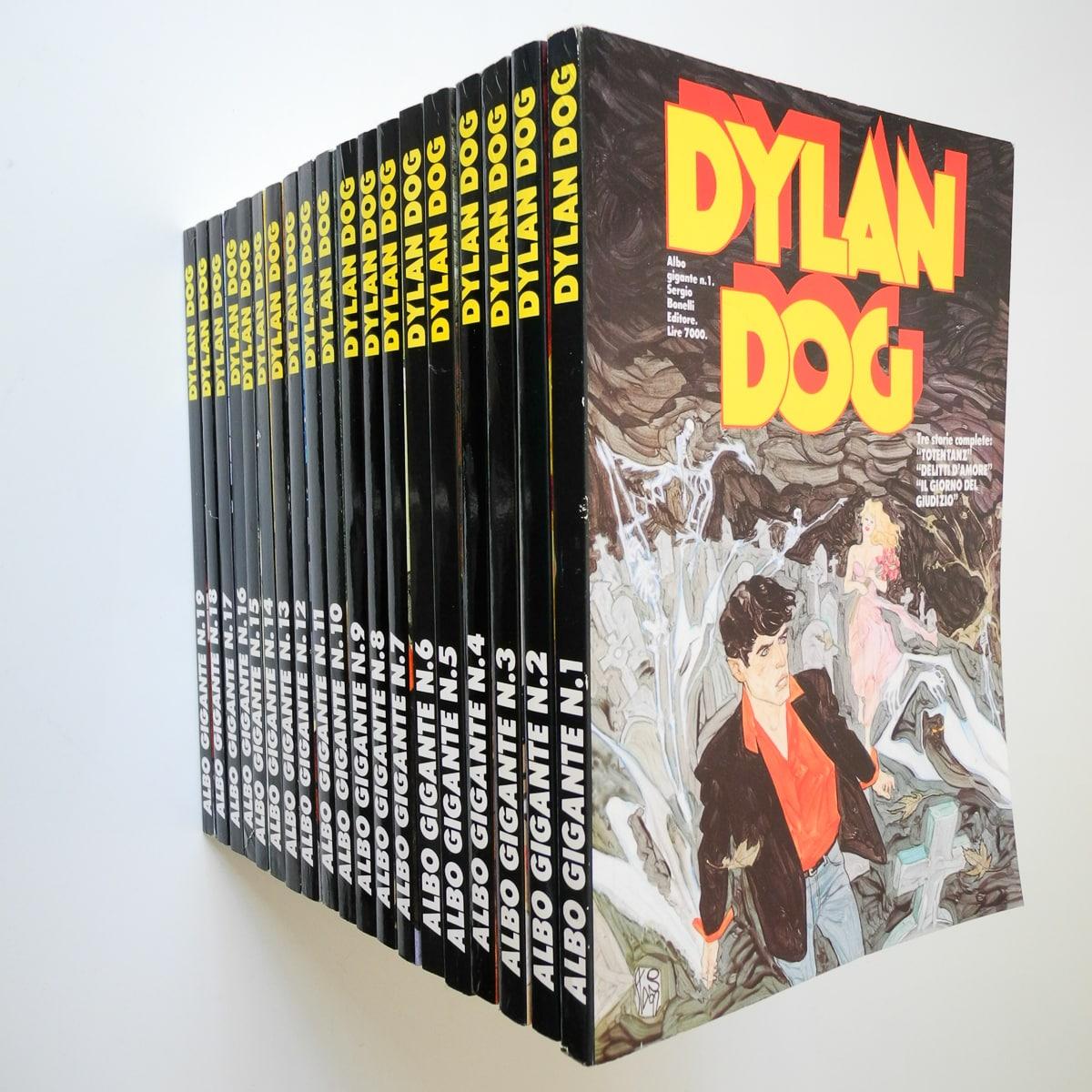 Dylan Dog Albo Gigante n. 1/19 Daim Press/Bonelli
