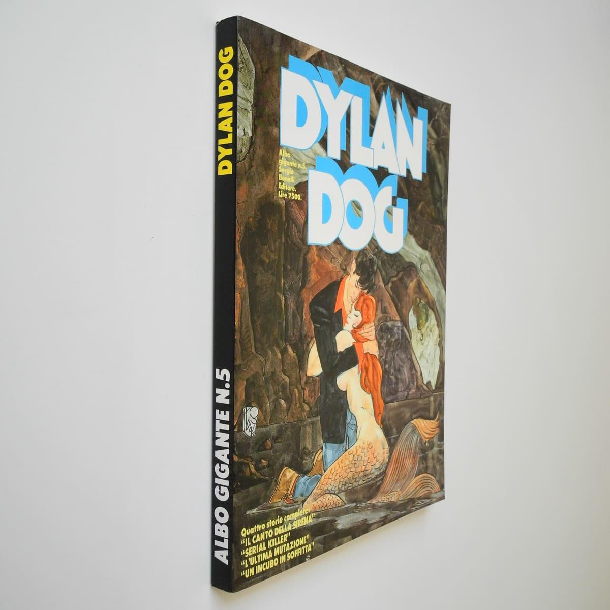 Dylan Dog Albo Gigante n. 5 originale