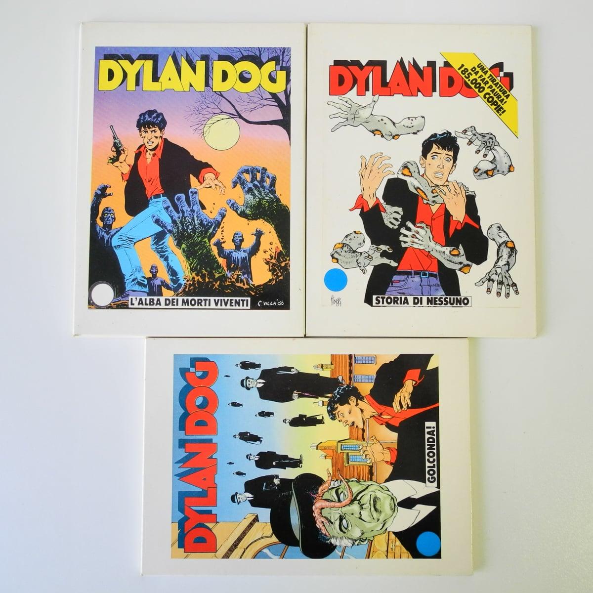 Dylan Dog Collana Immaginario Serie Big completi Lo Vecchio