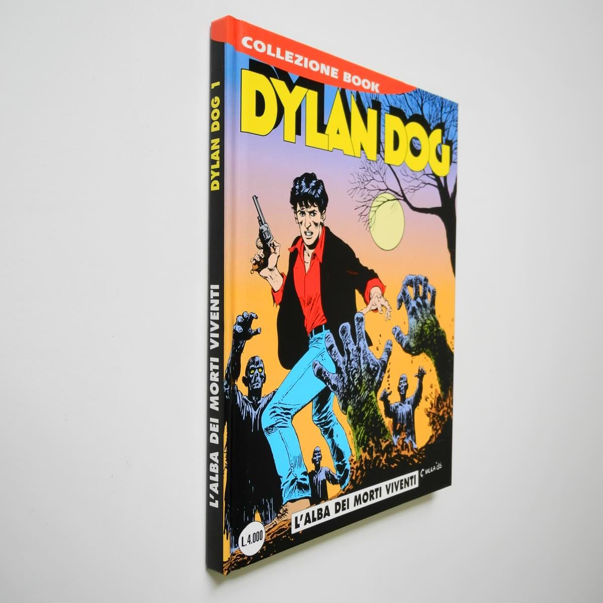 Dylan Dog Collezione Book n. 1 Bonelli