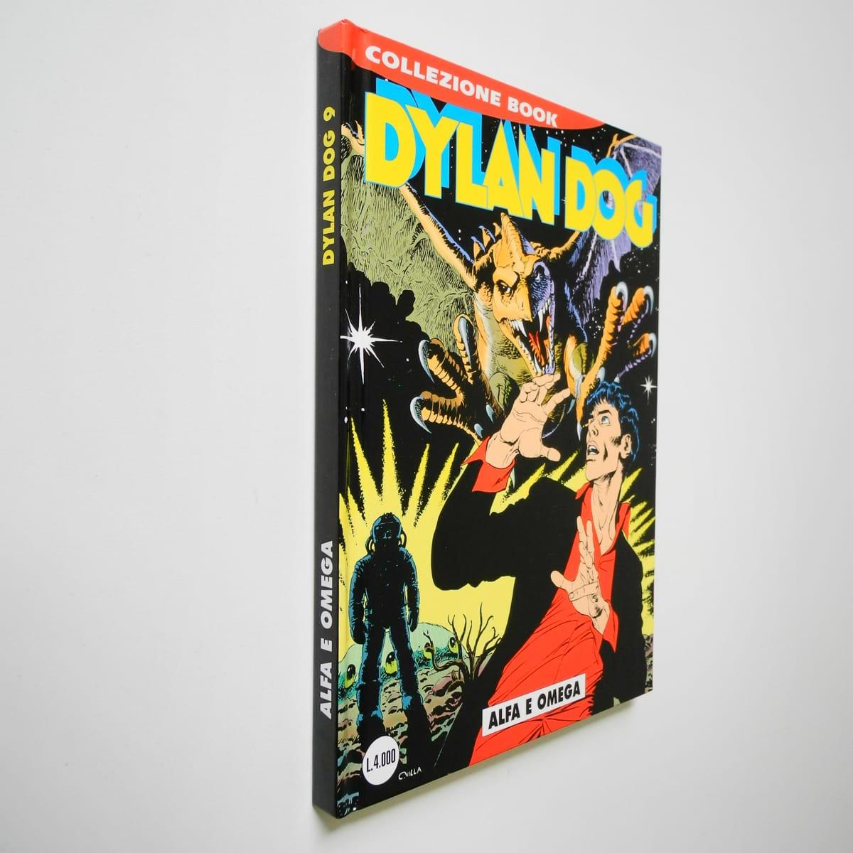 Dylan Dog Collezione Book n. 9 Bonelli