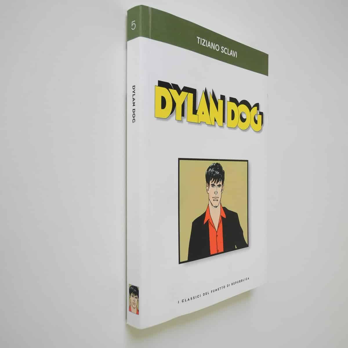 Dylan Dog I Classici del Fumetto n. 5 Repubblica