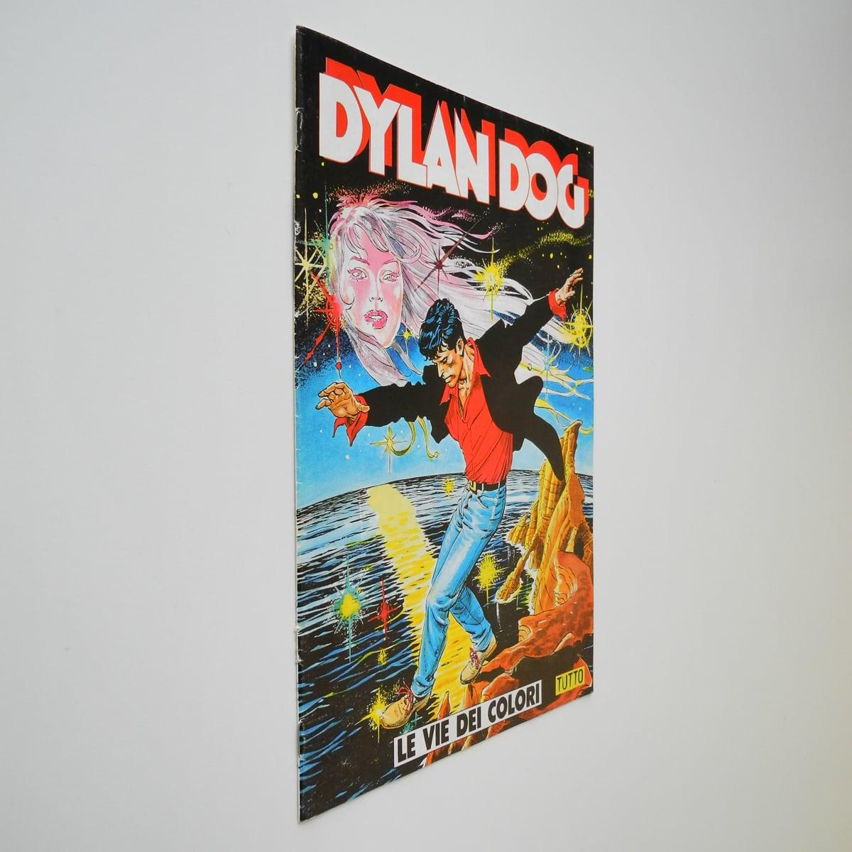 Dylan Dog allegato alla rivista Tutto Le vie dei colori