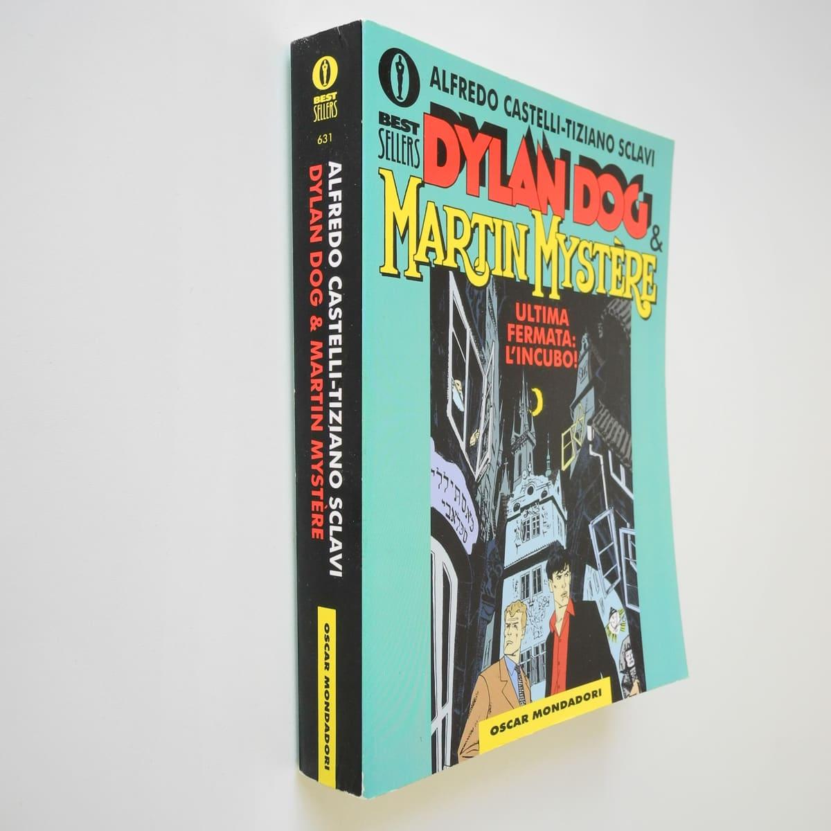 Dylan Dog & Martin Mystere Oscar Mondadori