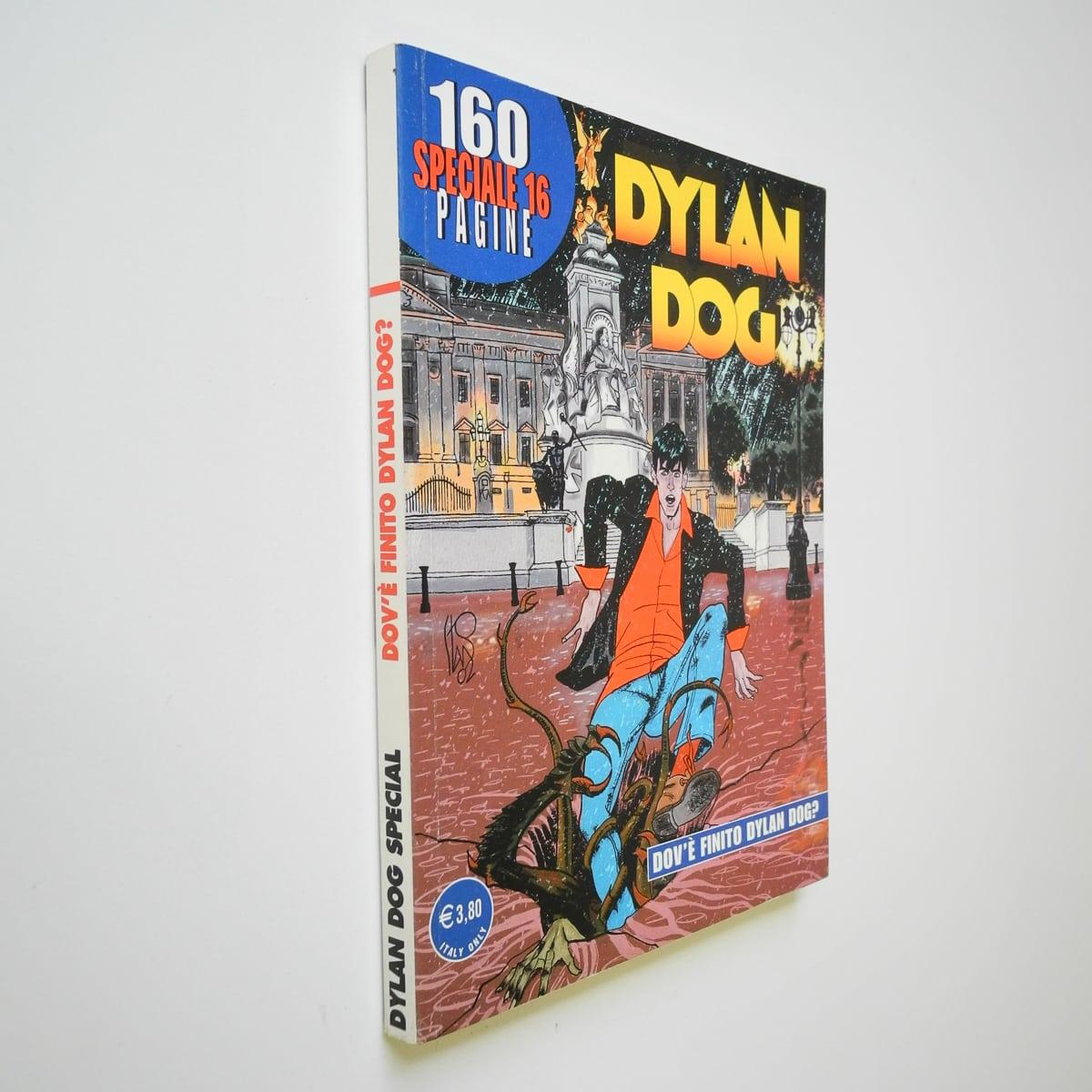 Dylan Dog speciale n. 16 Bonelli