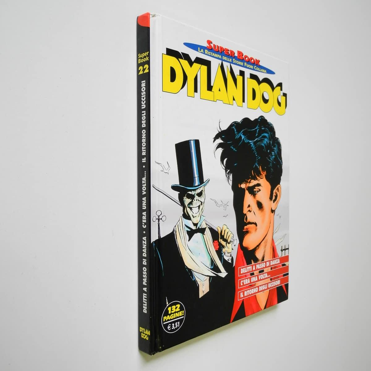 Dylan Dog Super Book n. 22 Bonelli