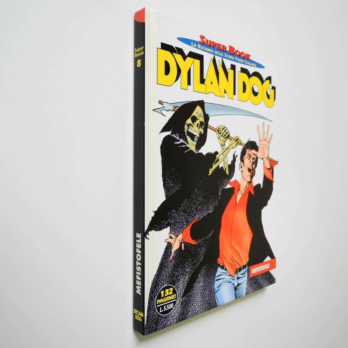 Dylan Dog Super Book n. 8 Bonelli