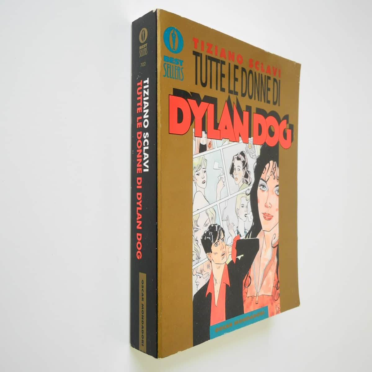 Dylan Dog Tutte le Donne Mondadori