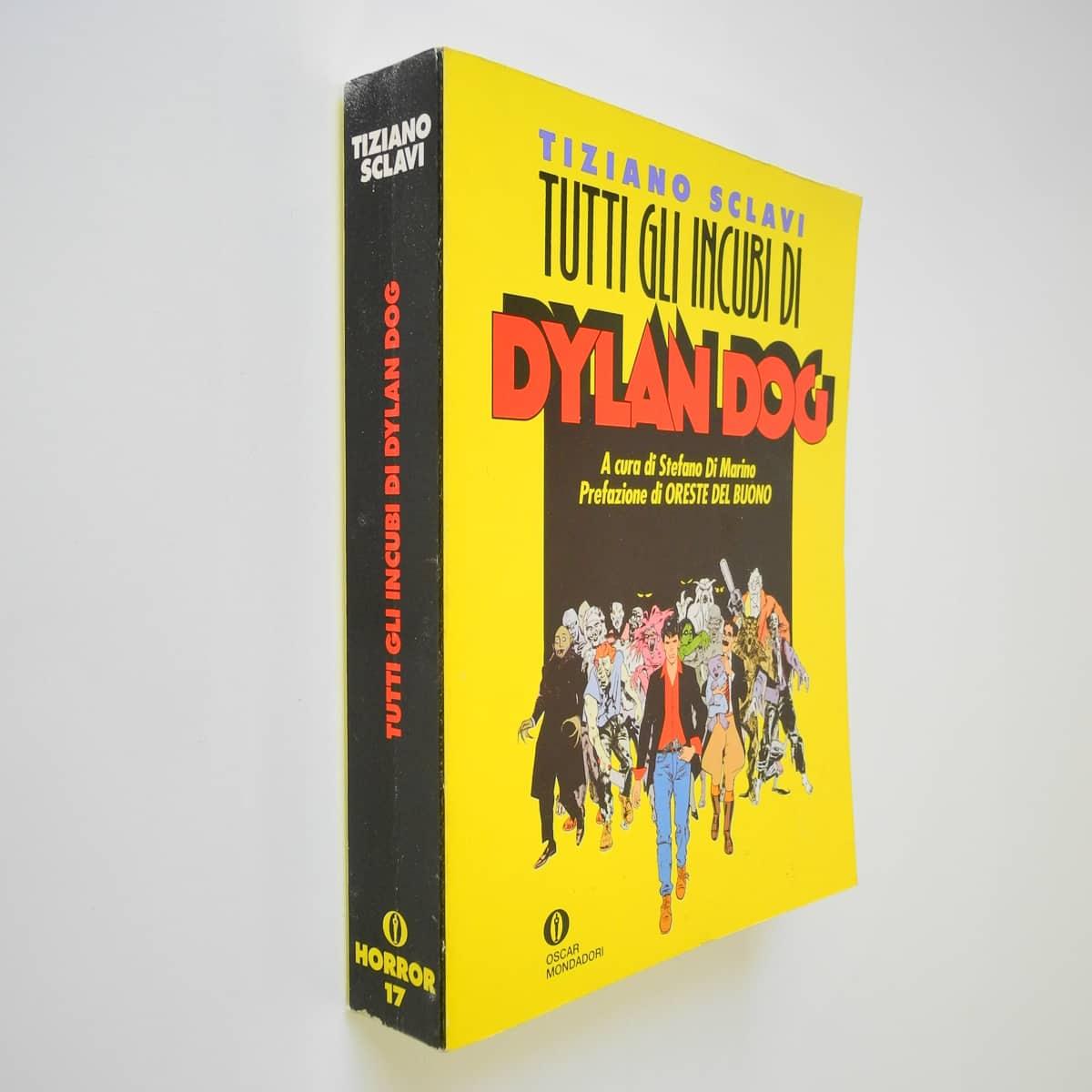 Dylan Dog Tutti Gli Incubi (2) Mondadori