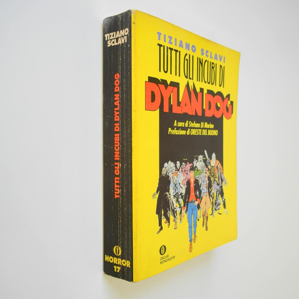 Dylan Dog Tutti Gli Incubi (3) Mondadori
