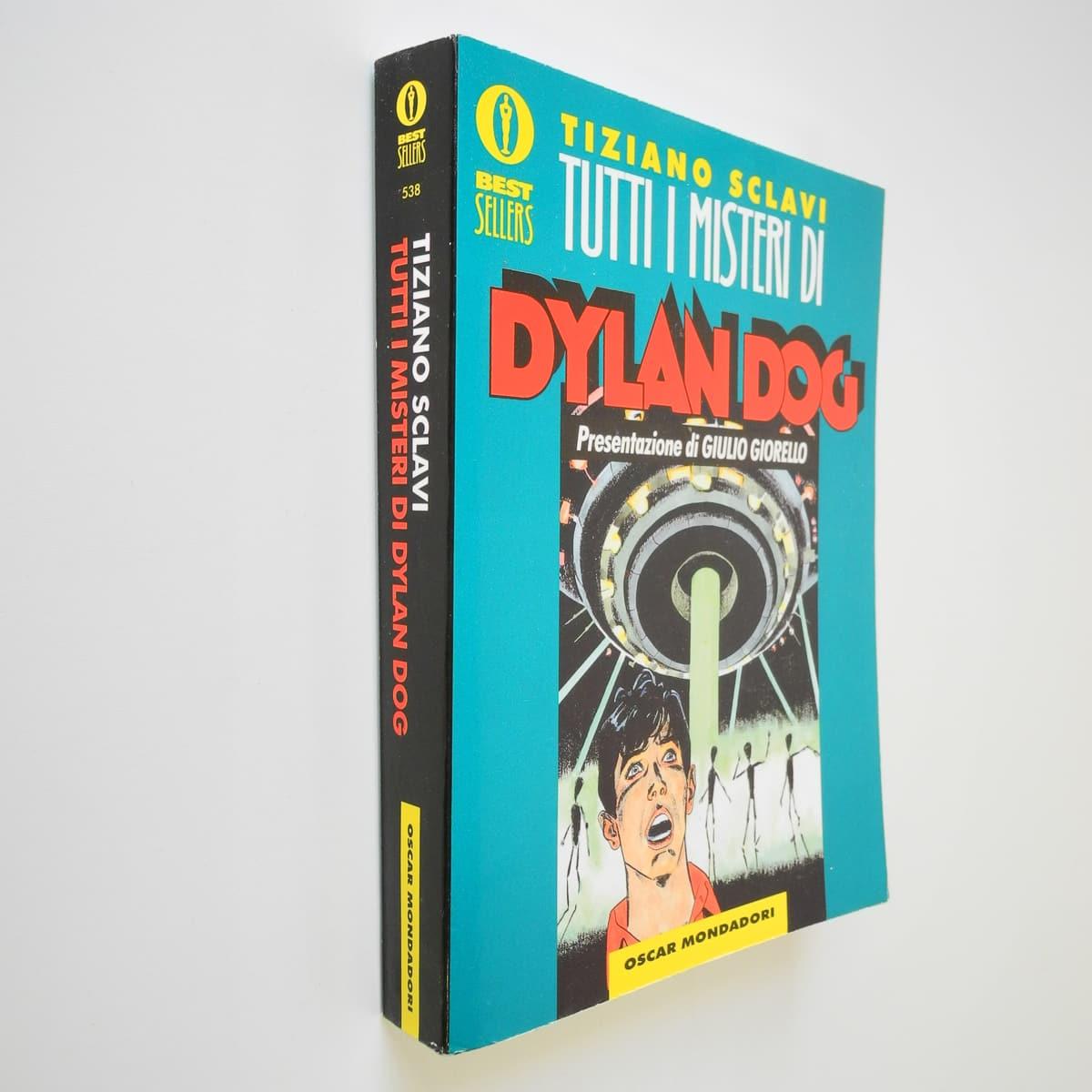 Dylan Dog Tutti i Misteri Oscar Mondadori