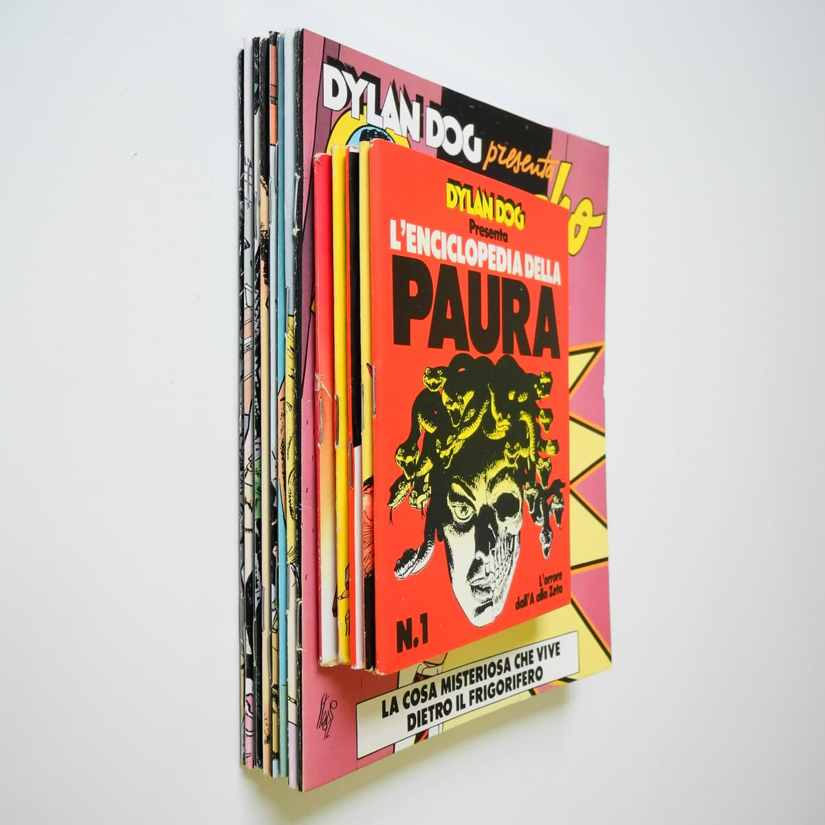 Dylan Dog speciale albetti