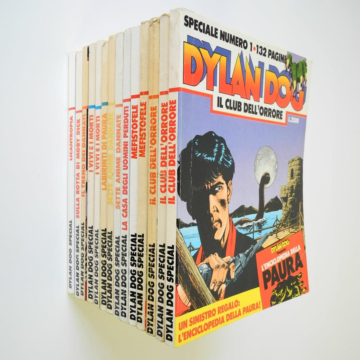 Dylan Dog speciale singoli originali