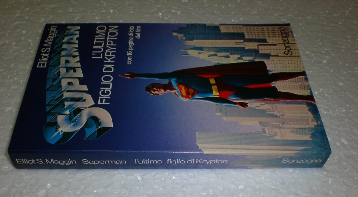 Elliot S. Maggin – Superman Sonzogno
