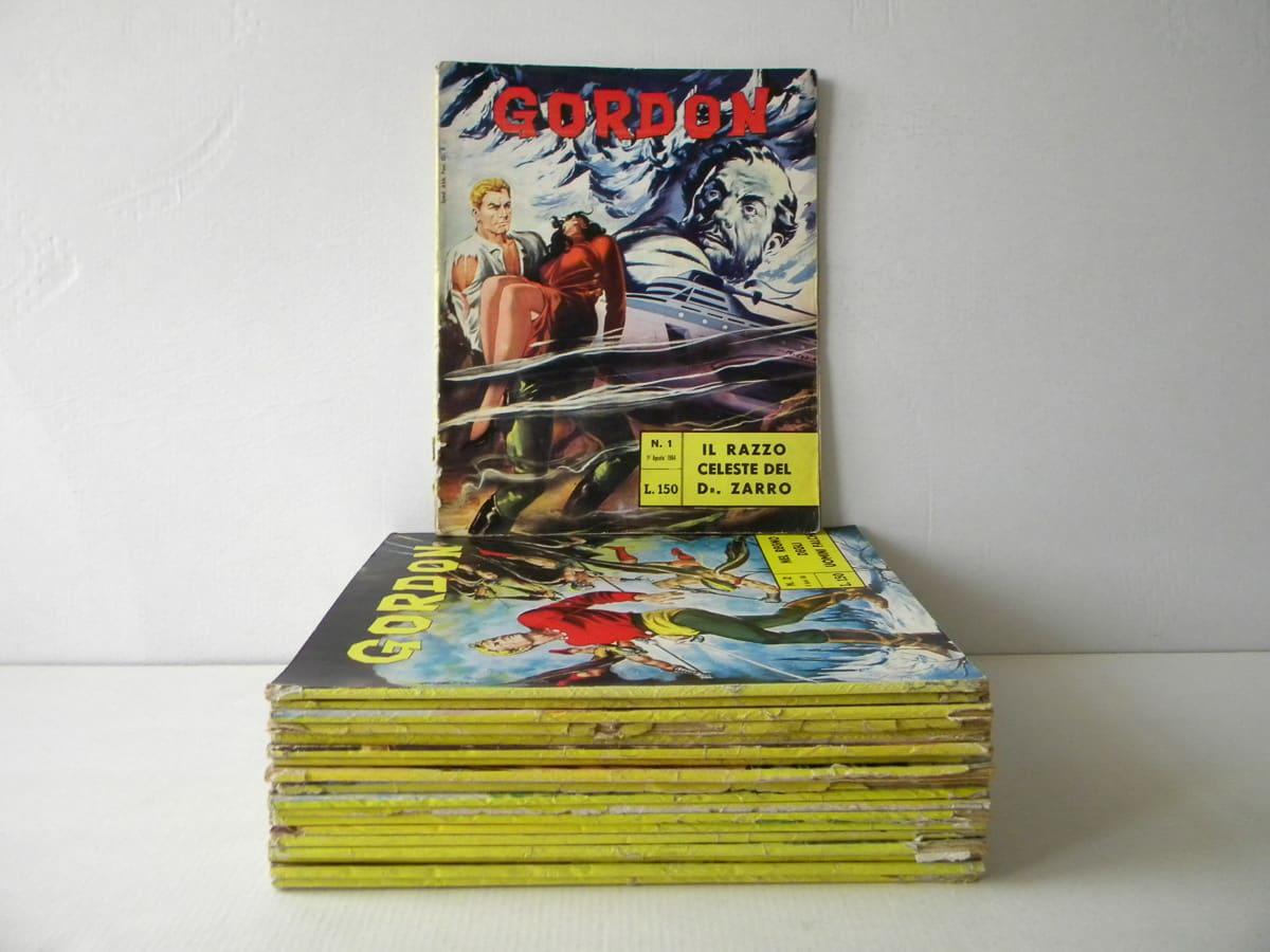 Flash Gordon edizioni Spada