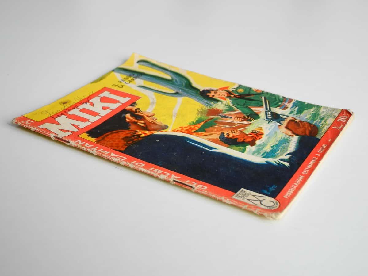 Gli Albi del Capitan Miki n. 21 Dardo