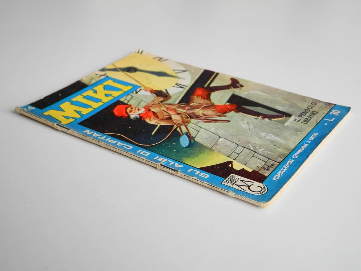 Gli Albi del Capitan Miki n. 24 Dardo