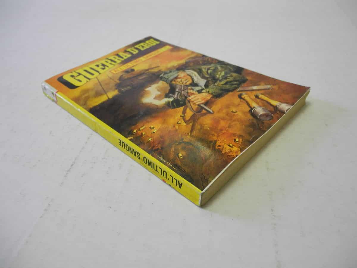 Guerra d'Eroi n. 781 Corno
