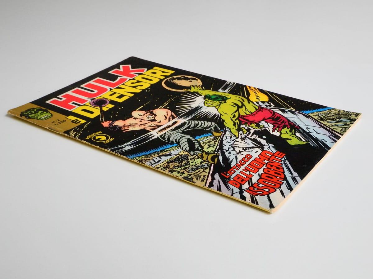 Hulk e I Difensori n. 2 Corno