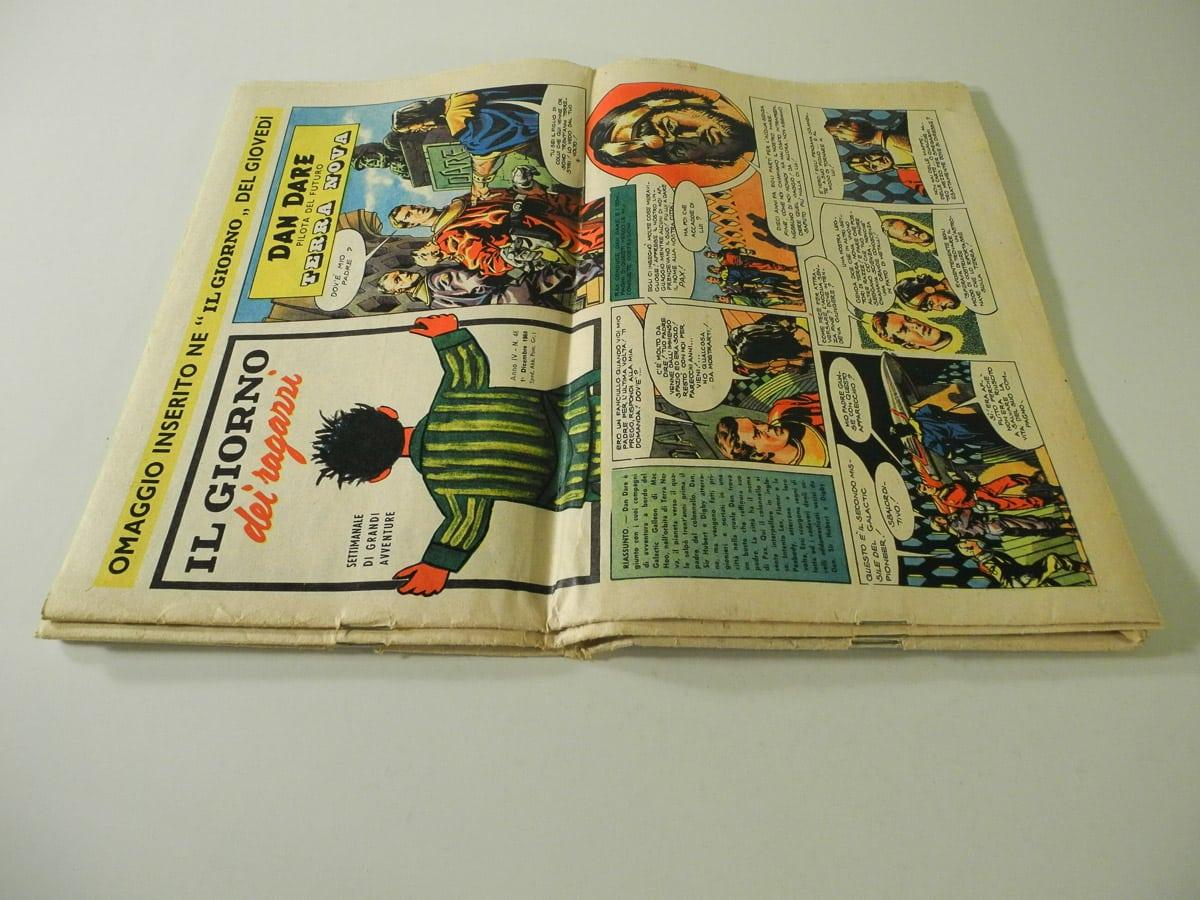 Il Giorno dei Ragazzi anno IV 1960 edizione Lombarda