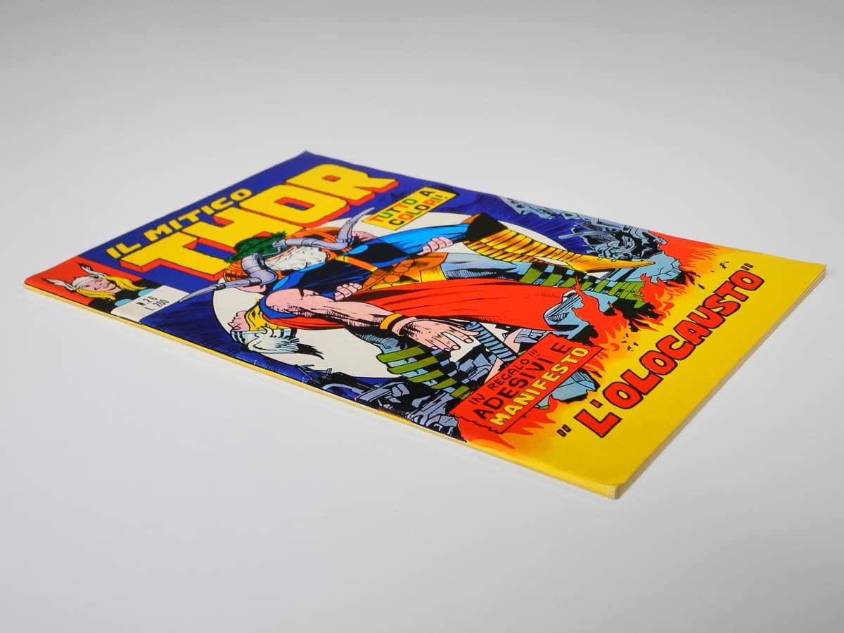 Il Mitico Thor numero 26 editoriale Corno